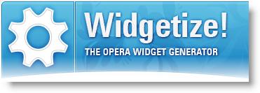 widgetize