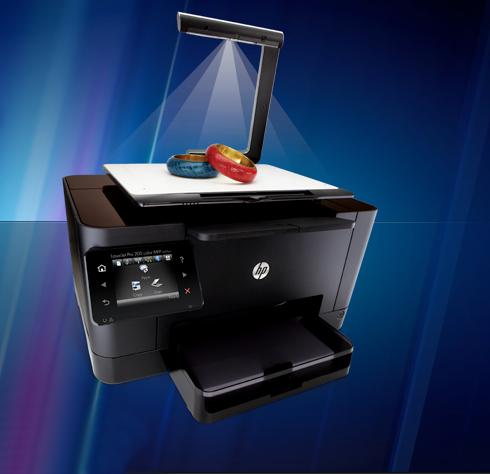 HP TopShot Laser Jet