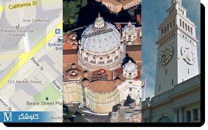 MapsGL نقشههای گوگل Google Maps